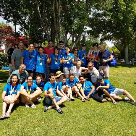 C. Regional Natación 1
